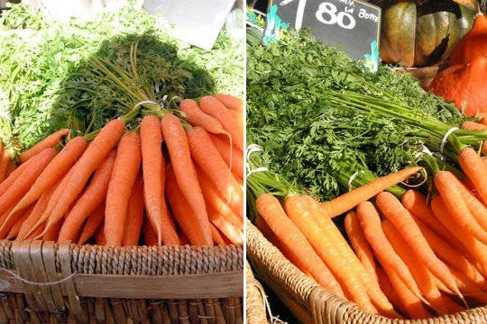 How to keep carrots crisp and fresh