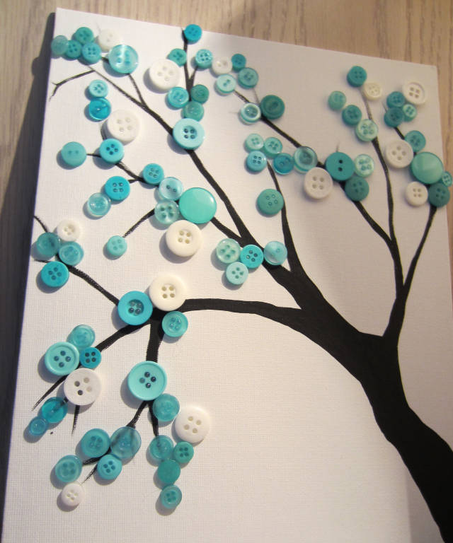 50 Creative Diy Buttons Craft Ideas And Tutorials Page 3