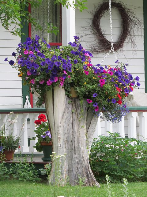 5 Great Use Of That Old Tree Stump
