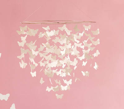 Butterfly Mobile/Chandelier