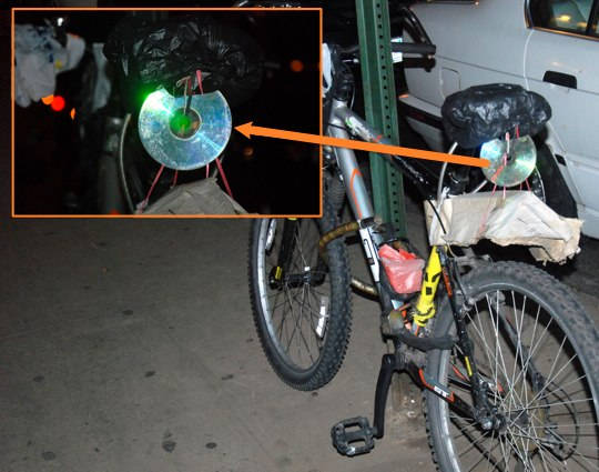 Light Reflectors For Your Bike