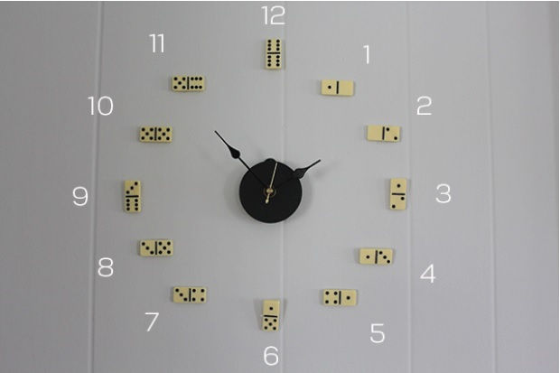42 Domino Clock Awesome Design