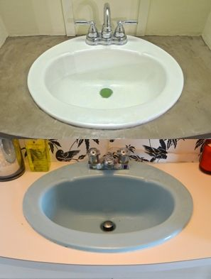 Paint Sinks and Tubs