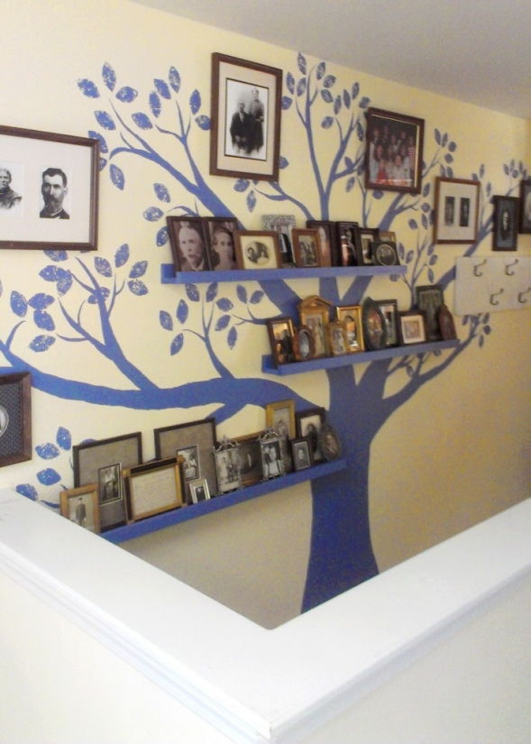 23 Family Tree Mural Part 90