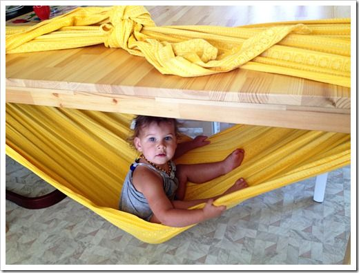 Easy and Fun Woven Wrap Hammock