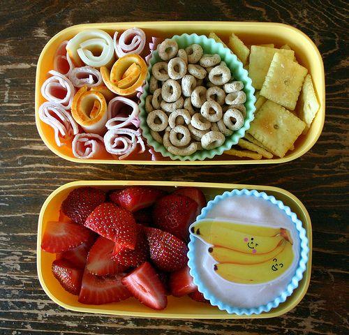 Lunch Box Idea List