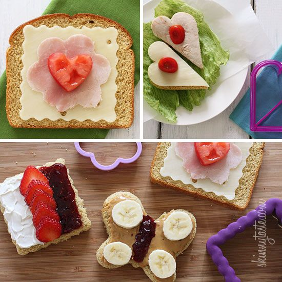 Make Lunch Box Healthy and Fun