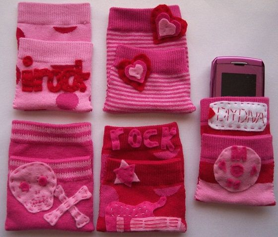 Sew a Phone or iPod Case