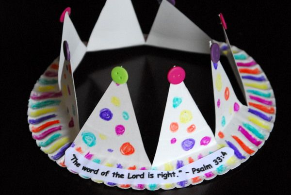 34 Paper Plate Crown Simple Craft Ideas With Paper Plates Simple
