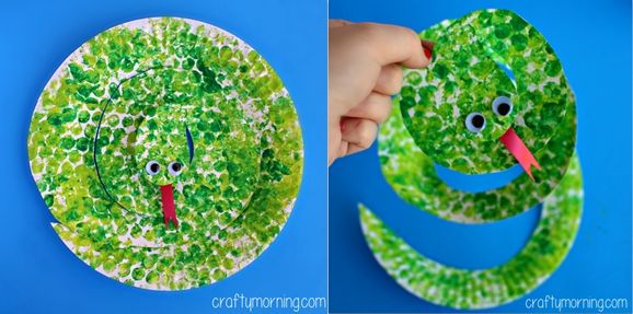 50 Simple Paper Plate Crafts for Every Event – Page 7 – ListInspired.com