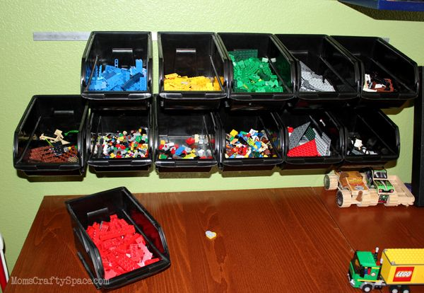 Attrayant 27 Cheap And Easy LEGO Storage Organizer
