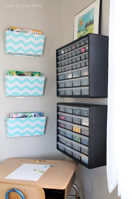 3 Garage Storage Boxes