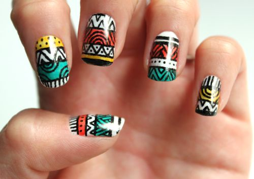 50 Nail Art Ideas That Are Actually Amazing Page 5 Listinspired