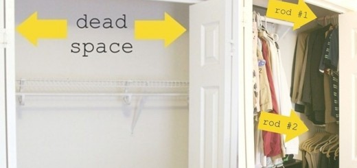 Great 30 Genius Hacks For Your Tiny Closet