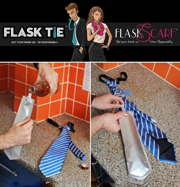 30 Genius Ways to Sneak Alcohol into Anything - ListInspired com