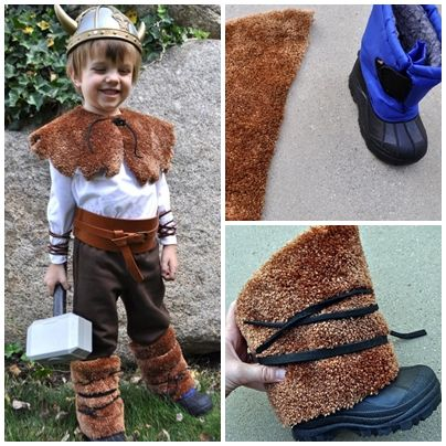 Viking Costume  sc 1 st  ListInspired.com & 50 Cheap And Easy Last-Minute Halloween Costume Ideas u2013 Page 9 ...