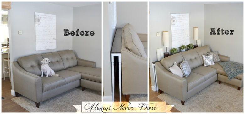4 Sofa Table