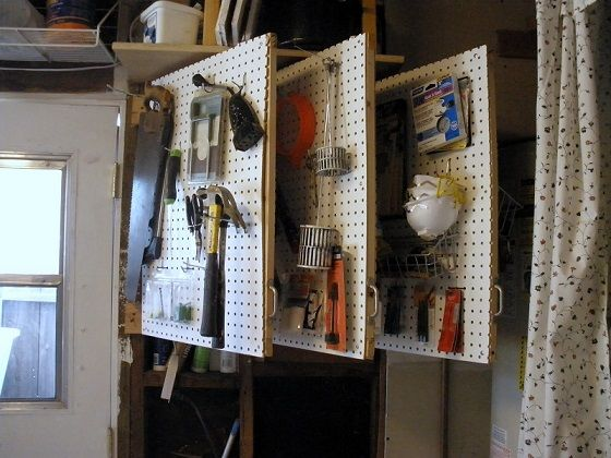 4 Pegboard Book Of Tools