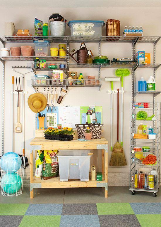 50 Genius DIY Garage Storage and Organization Project Ideas – Page 8