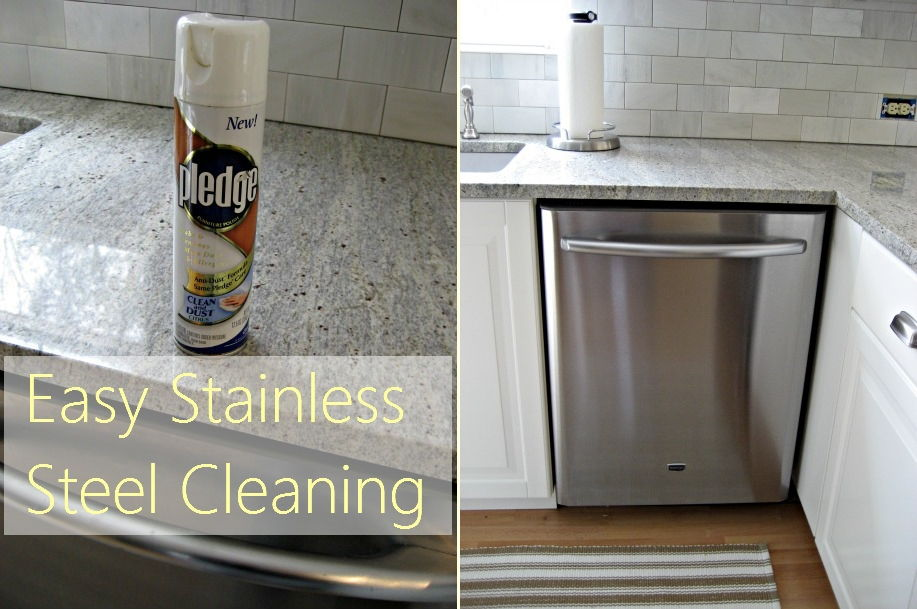 Easy Stainless Cleaning