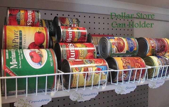Canned Food Organization