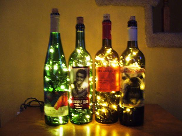 50 Awesome Recycled Glass Bottle Projects To Make Listinspired Com