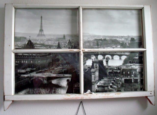 40 ingenious diy project ideas of reusing old windows for Old window project ideas