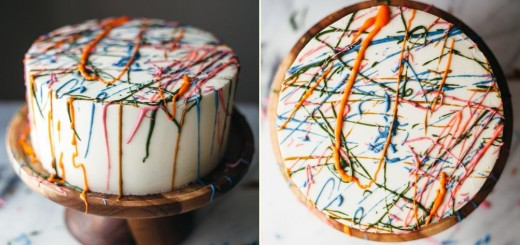 35 Awesomely Creative Ways to Decorate a Cake that Anyone Can Do & easy cake decorating ideas for beginners u2013 ListInspired.com