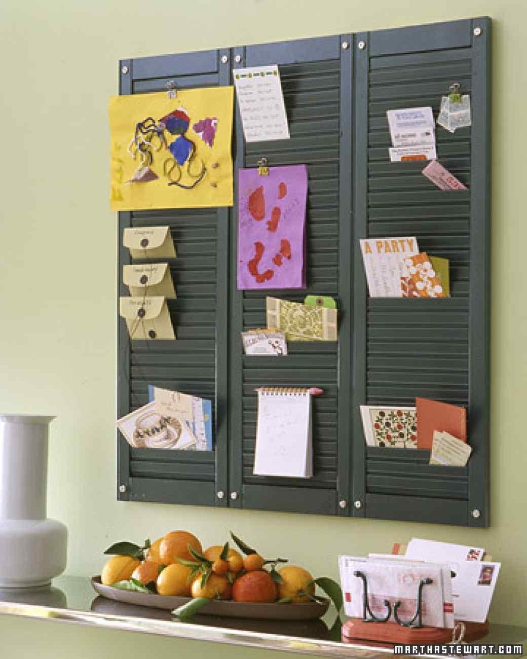 bulletin board ideas for kitchen bulletin board ideas for kitchen 32 shutter organizer