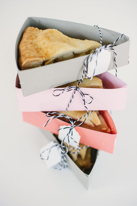 Custom Pie Box