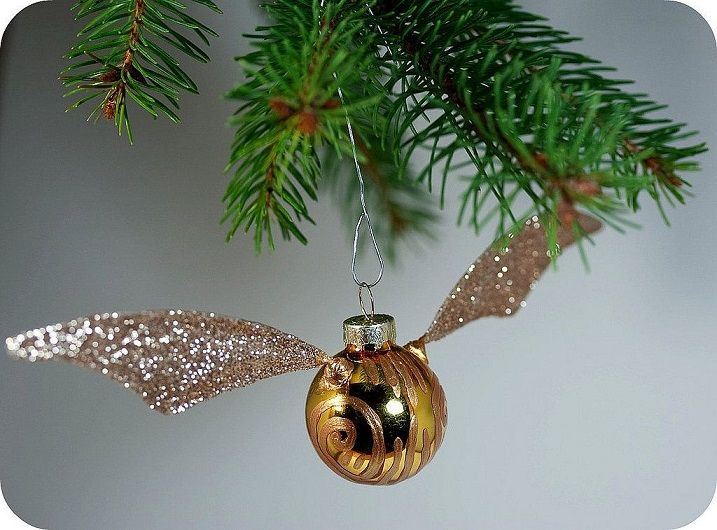 Snitch Ornament