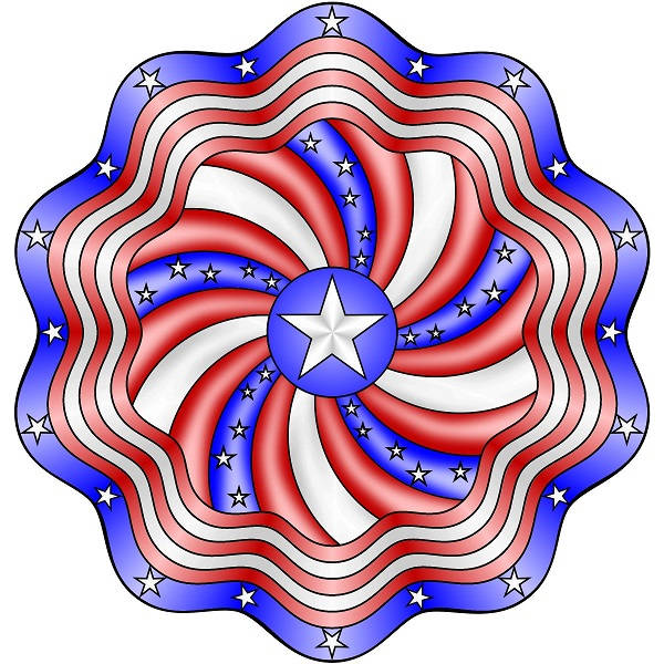 stars and stripes coloring pages - 35 free calming thoughtful and relaxing adult coloring