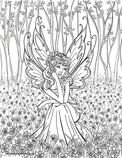 35 FREE Calming, Thoughtful and Relaxing Adult Coloring Pages ...