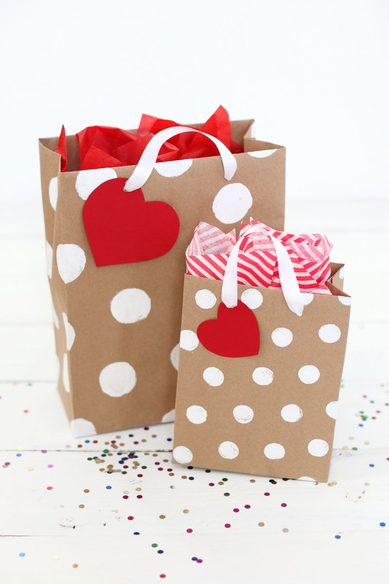 Professional Looking Gift Bags