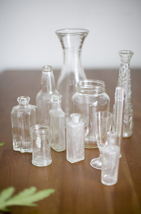 Make Some Faux Milk Glass