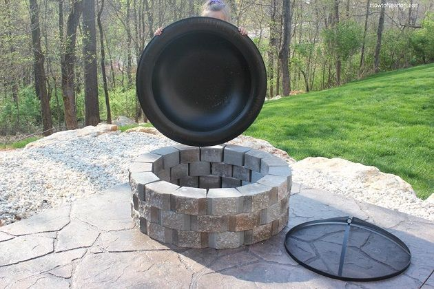 50 Awesome DIY Fire Pit Design Ideas – Page 7 ...