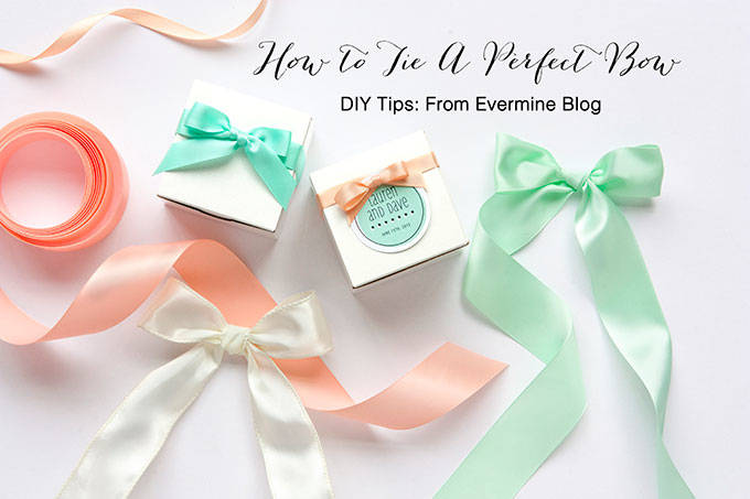 Tips on How to Tie a Perfect Bow