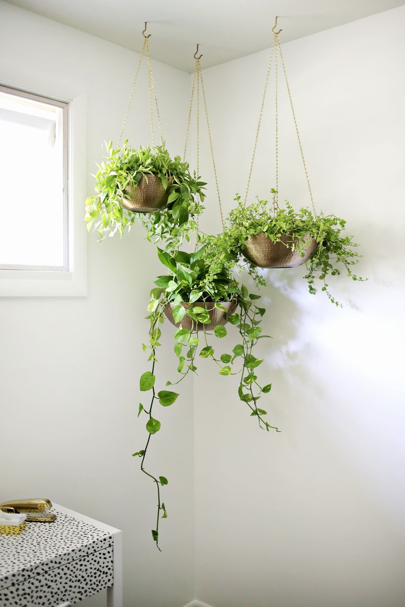 Easy Hanging Planter