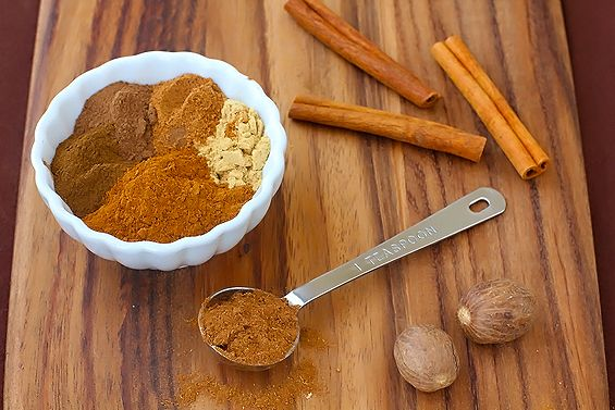 Make Your Own Seasoning Mix: Pumpkin Pie Spice