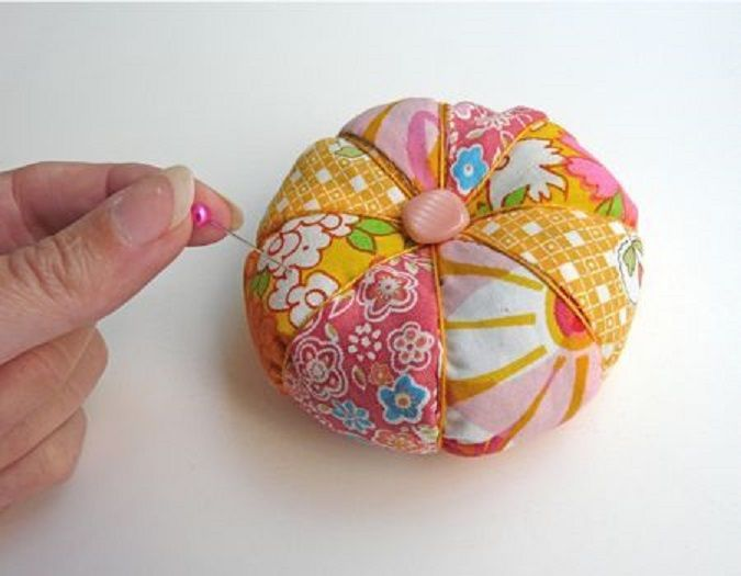 Make Your Own Pin Sharpening Pin Cushion
