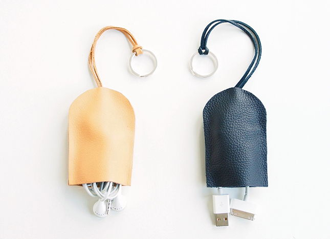 Cord Organizer and Keychain