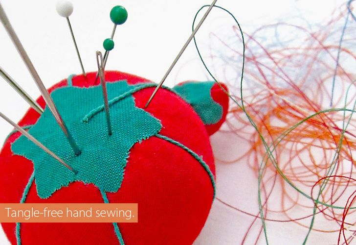 How to Prevent Thread Tangles in Hand Sewing