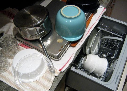What NOT to Put in the Dishwasher