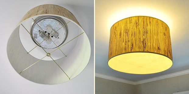 Make a Ceiling Light