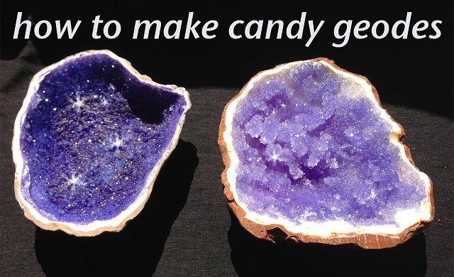 Edible Crystals For Cakes Uk