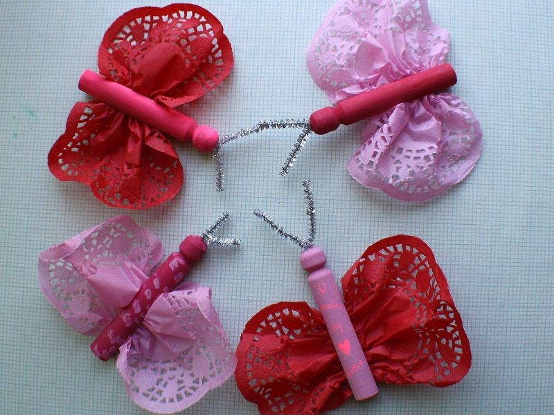 50 super easy valentine s day diy craft ideas and for Crafts for valentines day ideas