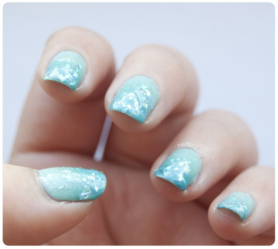 35 Creative Winter Inspired Nail Designs That Are Amazingly Gorgeous ...