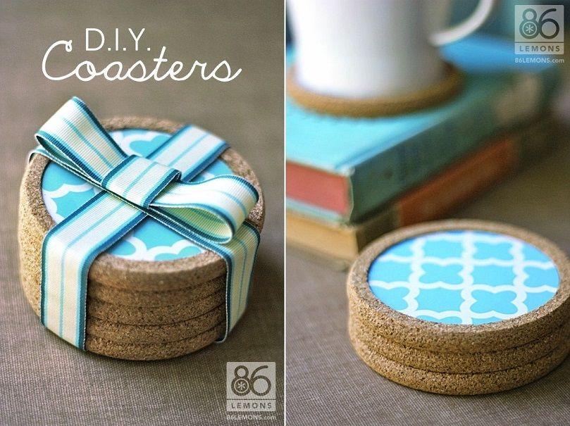 Easy Coasters