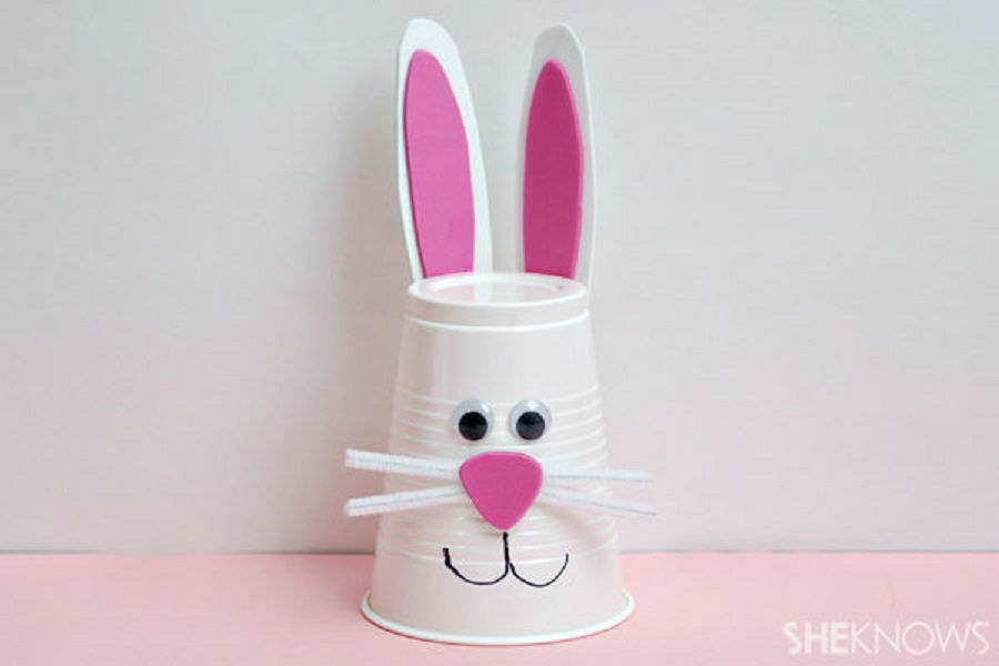 fun easter crafts 35 super easy easter crafts for kids to make listinspiredcom