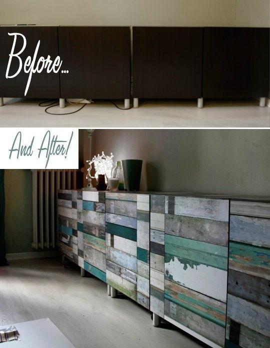 Furniture Wallpaper Treatment